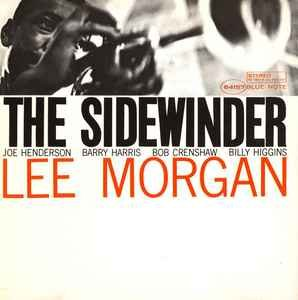 The Sidewinder (CD, Album, Reissue) album cover
