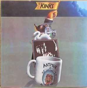 Arthur (Or The Decline And Fall Of The British Empire) (CD, Album, Reissue) album cover