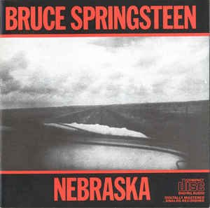 Nebraska (CD, Album, Reissue) album cover