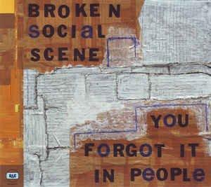 You Forgot It In People (CD, Album, Reissue) album cover