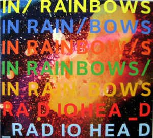 In Rainbows (CD, Album) album cover