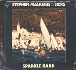 Sparkle Hard (CD, Album) album cover