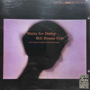 Waltz For Debby (CD, Album, Club Edition, Reissue, Remastered) album cover