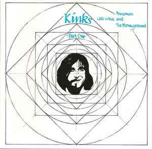 Lola Versus Powerman And The Moneygoround (Part One) (CD, Album, Reissue, Repress) album cover