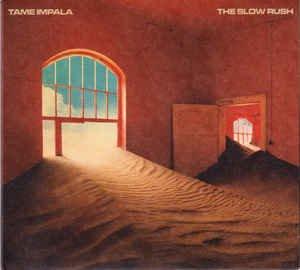 The Slow Rush (CD, Album, Stereo) album cover