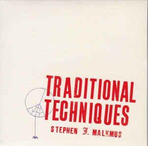 Traditional Techniques (CD, Album) album cover