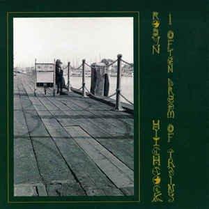 I Often Dream Of Trains (CD, Album, Reissue, Remastered) album cover