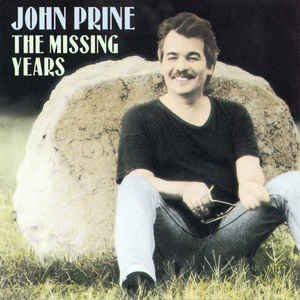 The Missing Years (CD, Album) album cover