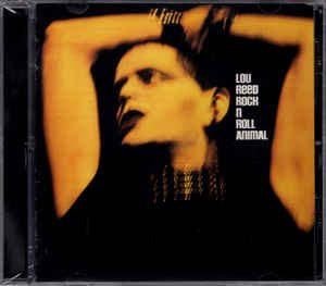 Rock N Roll Animal (CD, Album, Reissue, Remastered) album cover