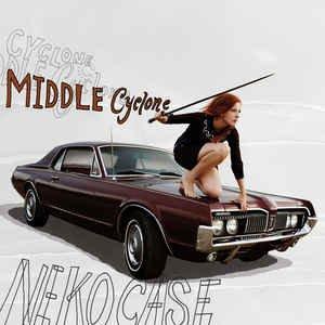 Middle Cyclone (CD, Album) album cover