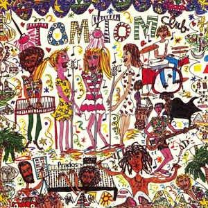 Tom Tom Club album cover