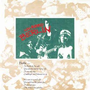 Berlin (CD, Album, Reissue, Remastered) album cover