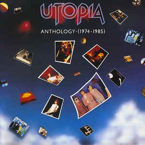 Anthology (1974 - 1985) (CD, Compilation, Remastered) album cover