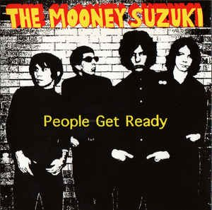 People Get Ready (CD, Album) album cover