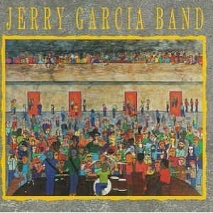 Jerry Garcia Band (CD, Album) album cover