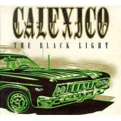 The Black Light (CD, Album) album cover