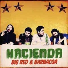 Big Red & Barbacoa (CD, Album) album cover
