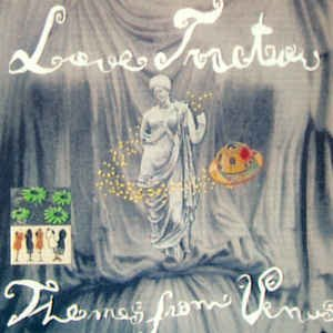 Themes From Venus (CD, Album) album cover
