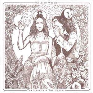 The Harrow & The Harvest (CD, Album) album cover