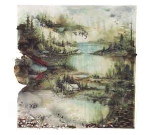 Bon Iver, Bon Iver (CD, Album) album cover