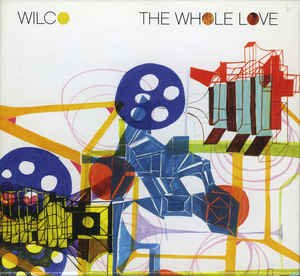 The Whole Love (CD, Album, Deluxe Edition, Limited Edition) album cover