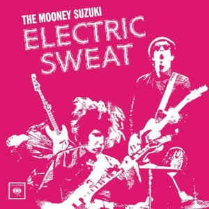 Electric Sweat (CD, Album, Enhanced) album cover