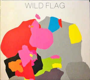 Wild Flag (CD, Album) album cover
