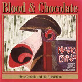 Blood & Chocolate (CD, Album) album cover