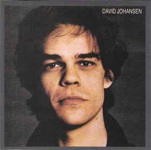 David Johansen (CD, Album, Reissue) album cover