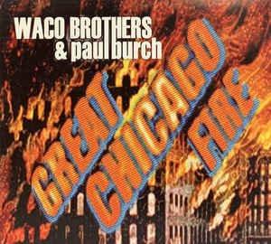 Great Chicago Fire (CD, Album) album cover