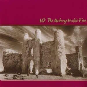 The Unforgettable Fire (CD, Album, Reissue) album cover