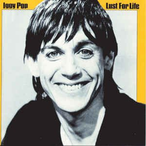 Lust For Life (CD, Album, Reissue) album cover