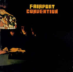 Fairport Convention (CD, Album, Reissue) album cover