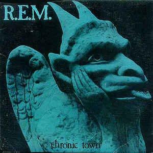 "Chronic Town (Vinyl, 12"", EP) album cover"