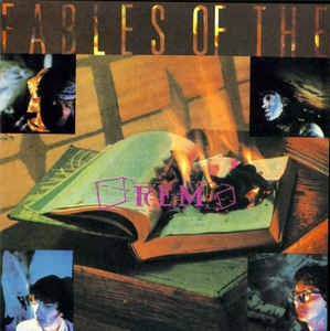 Fables Of The Reconstruction (CD, Album, Reissue) album cover