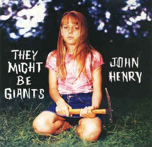 John Henry (CD, Album) album cover