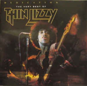 Dedication: The Very Best Of Thin Lizzy (CD, Compilation, Club Edition) album cover