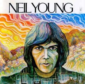 Neil Young (CD, Album, Reissue, Repress) album cover