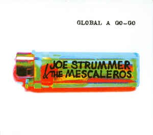 Global A Go-Go (CD, Album) album cover