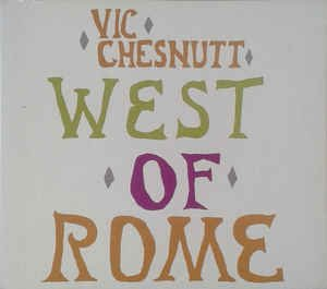 West Of Rome (CD, Album) album cover