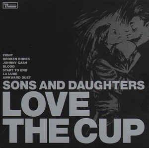Love The Cup (CD, Album) album cover