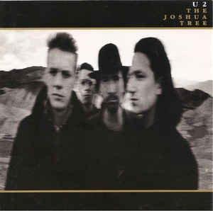 The Joshua Tree (CD, Album, Reissue) album cover