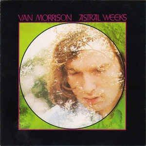 Astral Weeks (CD, Album, Club Edition, Reissue) album cover