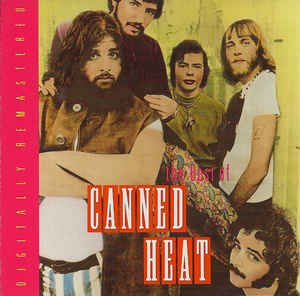 The Best Of Canned Heat (CD, Compilation) album cover