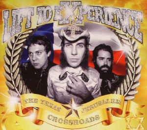 The Texas-Jerusalem Crossroads (CD, Album, Reissue, Remastered) album cover