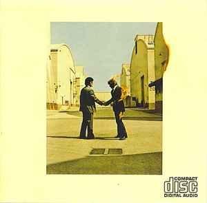 Wish You Were Here (CD, Album, Reissue) album cover